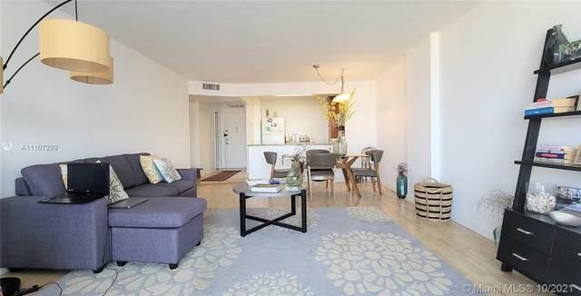 2780 NE 183rd St #1205, Aventura, FL 33160 (MLS #A11107299) :: Berkshire Hathaway HomeServices EWM Realty