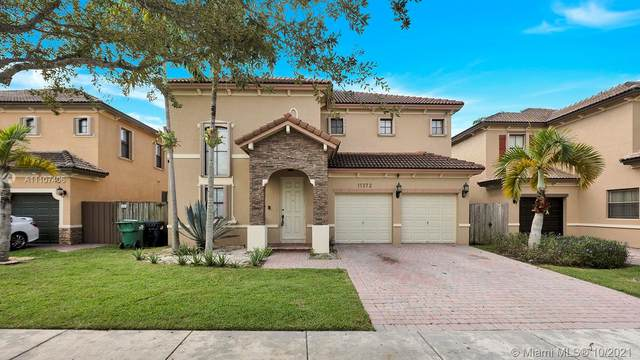 11372 SW 242nd St, Homestead, FL 33032 (MLS #A11107406) :: Castelli Real Estate Services