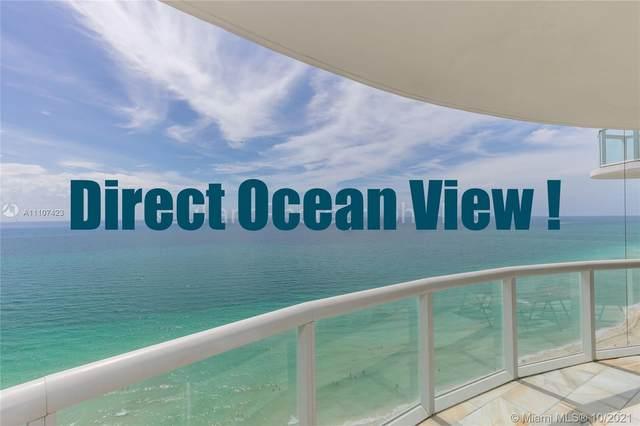 6365 Collins Ave #2602, Miami Beach, FL 33141 (MLS #A11107423) :: Berkshire Hathaway HomeServices EWM Realty