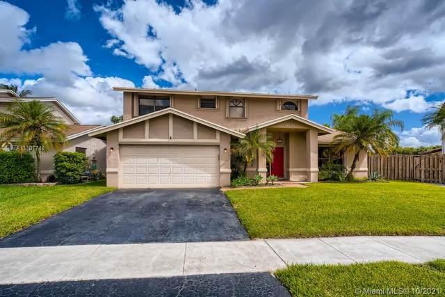4100 NW 96th Terrace, Sunrise, FL 33351 (#A11107748) :: Posh Properties
