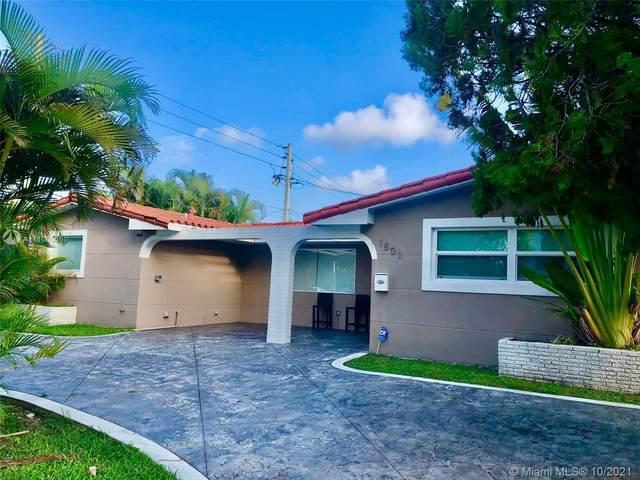 1801 NE 186th St, North Miami Beach, FL 33179 (MLS #A11108005) :: Castelli Real Estate Services