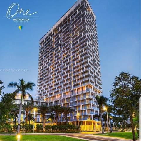2000 Metropica #1503, Sunrise, FL 33323 (MLS #A11108310) :: Green Realty Properties