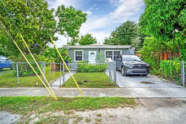 298 NE 174th St, North Miami Beach, FL 33162 (MLS #A11108418) :: Green Realty Properties