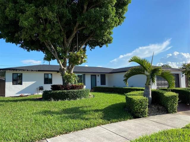 9235 SW 63rd St, Miami, FL 33173 (MLS #A11108424) :: Castelli Real Estate Services