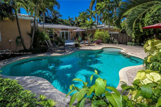 1239 Jackson St, Hollywood, FL 33019 (MLS #A11108607) :: Green Realty Properties