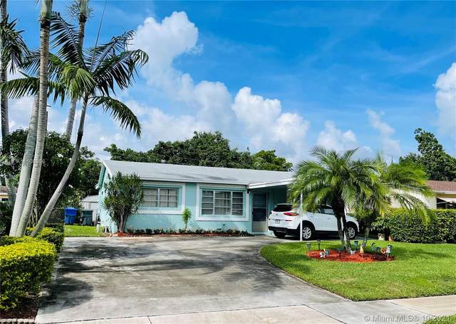 6443 Perry St, Hollywood, FL 33024 (MLS #A11108966) :: The Pearl Realty Group