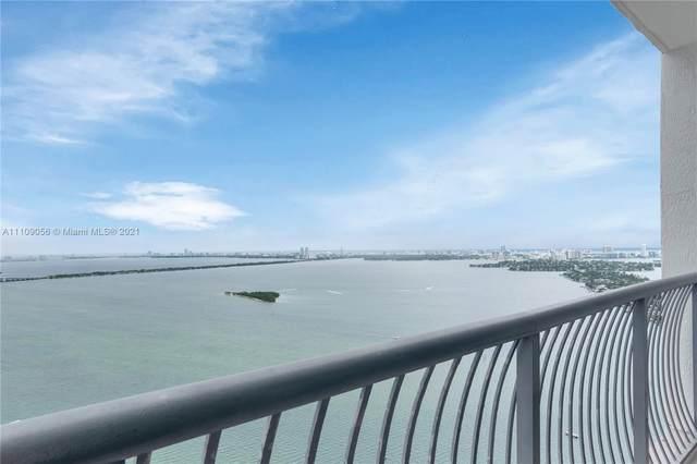 1750 N Bayshore Dr #4403, Miami, FL 33132 (MLS #A11109056) :: Green Realty Properties
