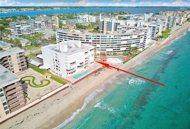 3600 S Ocean Blvd #204, South Palm Beach, FL 33480 (MLS #A11109087) :: The MPH Team