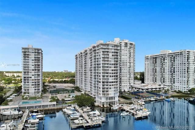 18051 Biscayne Blvd #1203, Aventura, FL 33160 (MLS #A11109176) :: Green Realty Properties