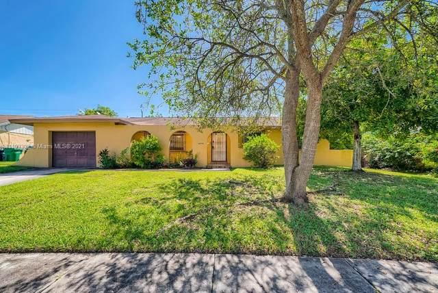 10770 SW 164th Street #10770, Miami, FL 33157 (MLS #A11109302) :: Berkshire Hathaway HomeServices EWM Realty