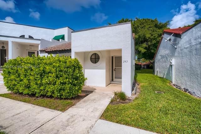 243 NW 36th Avenue #243, Deerfield Beach, FL 33442 (MLS #A11109306) :: ONE | Sotheby's International Realty