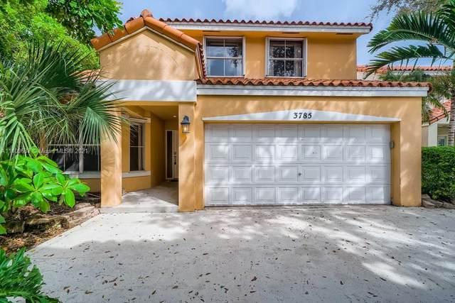 3785 Westminster Street #3785, Hollywood, FL 33021 (MLS #A11109637) :: Rivas Vargas Group