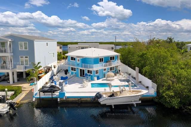 113 La Paloma, Key Largo, FL 33037 (MLS #A11109780) :: Re/Max PowerPro Realty