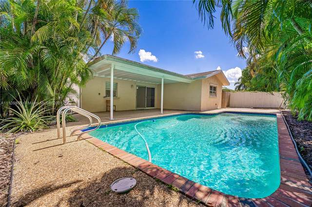 6721 NW 34th Ave, Fort Lauderdale, FL 33309 (MLS #A11109806) :: Re/Max PowerPro Realty