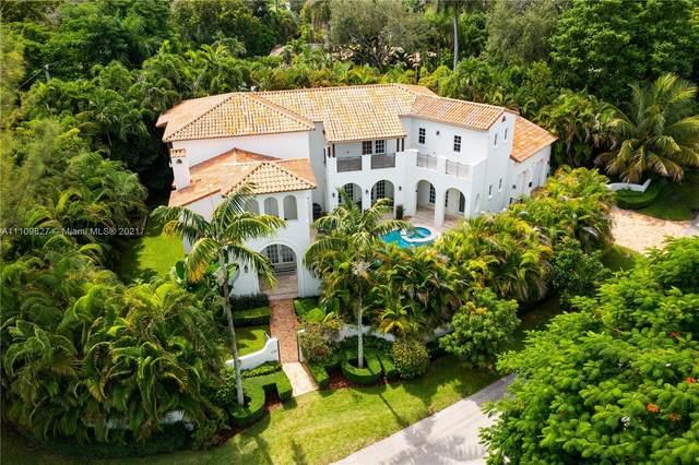 200 Ridgewood Rd, Coral Gables, FL 33133 (MLS #A11109827) :: Search Broward Real Estate Team