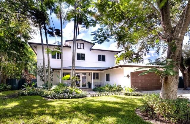 7630 SW 61st Ave, South Miami, FL 33143 (#A11109833) :: Posh Properties