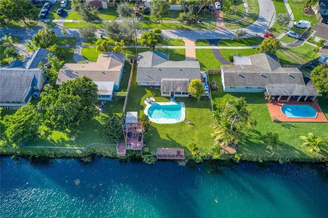 19621 Sterling Dr, Cutler Bay, FL 33157 (MLS #A11109988) :: The Pearl Realty Group