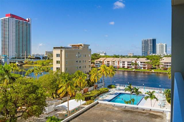 3800 S Ocean Dr #510, Hollywood, FL 33019 (MLS #A11110084) :: Green Realty Properties