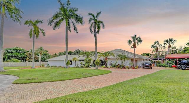 10500 SW 87th Ct, Miami, FL 33176 (MLS #A11110087) :: Douglas Elliman