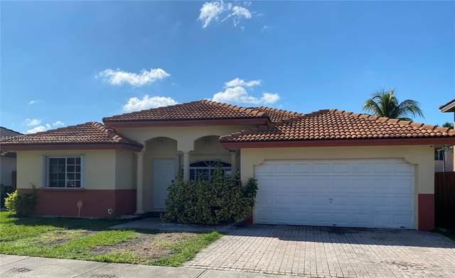 14236 SW 164th Ter, Miami, FL 33177 (#A11110302) :: Posh Properties
