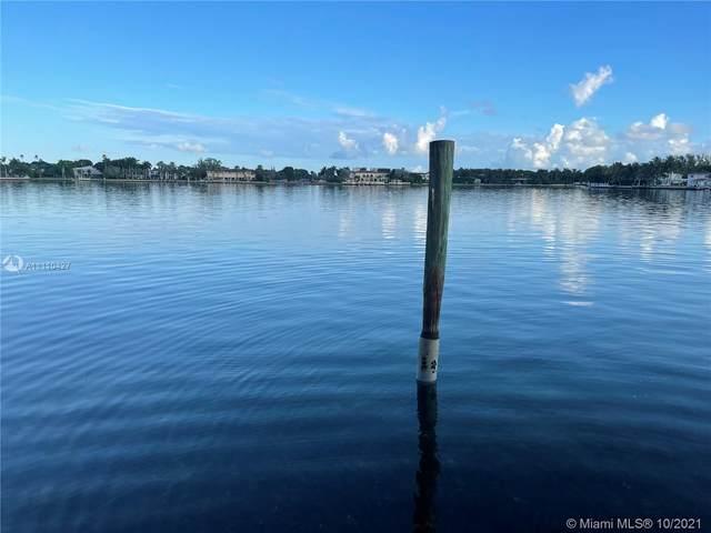 1211 Stillwater Dr, Miami Beach, FL 33141 (MLS #A11110427) :: Castelli Real Estate Services