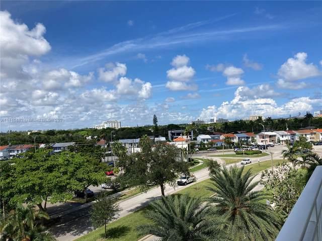 2150 Sans Souci Blvd B511, North Miami, FL 33181 (MLS #A11110482) :: The MPH Team