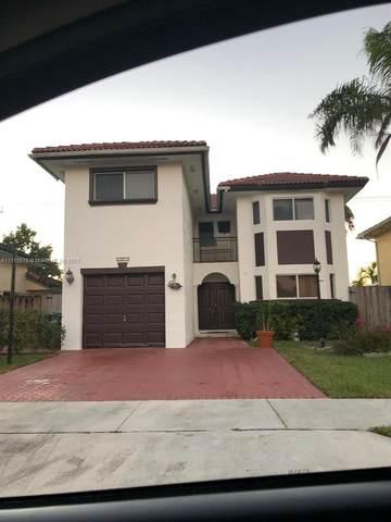 16671 SW 140th Ave, Miami, FL 33177 (#A11110518) :: Posh Properties