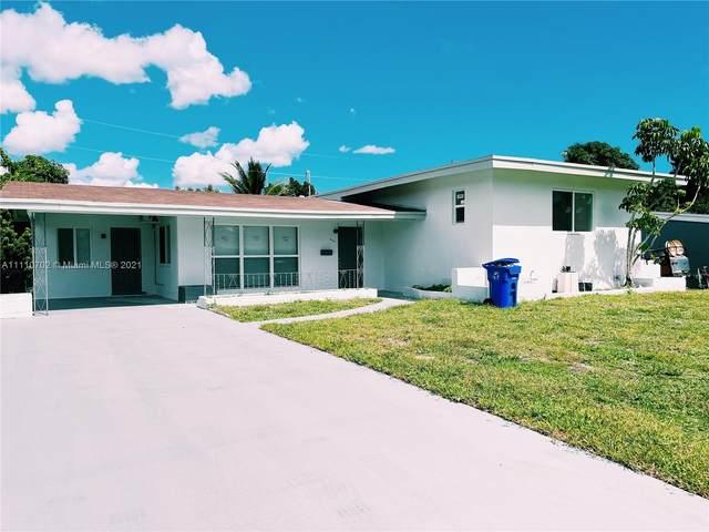 3441 Jackson Blvd, Fort Lauderdale, FL 33312 (MLS #A11110702) :: Castelli Real Estate Services