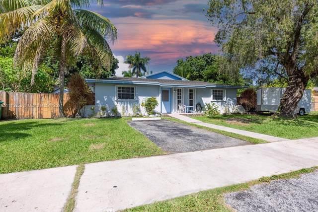 636 SW 7th St, Florida City, FL 33034 (MLS #A11110853) :: Re/Max PowerPro Realty