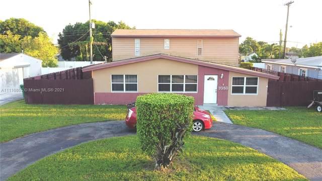 7050 SW 26th St, Miramar, FL 33023 (MLS #A11110865) :: Re/Max PowerPro Realty