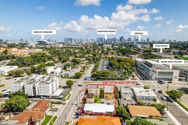 502 SW 27th Ave, Miami, FL 33135 (MLS #A11111085) :: The Jack Coden Group