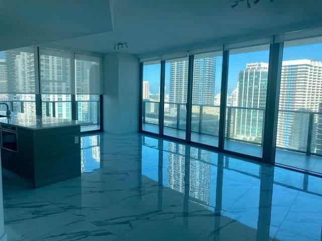 1300 S Miami Ave #2601, Miami, FL 33130 (MLS #A11111146) :: Green Realty Properties