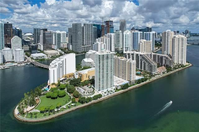 800 Claughton Island Dr #2103, Miami, FL 33131 (#A11111344) :: Posh Properties