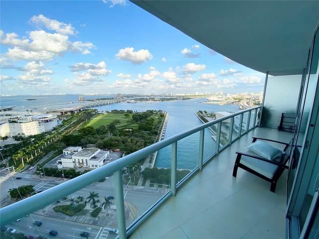888 Biscayne Blvd #2312, Miami, FL 33132 (MLS #A11112031) :: Berkshire Hathaway HomeServices EWM Realty