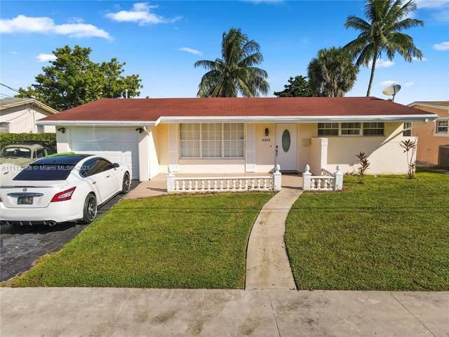 6601 NW 25th Ct, Sunrise, FL 33313 (#A11112488) :: Posh Properties