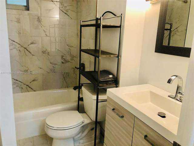 1670 Bay Rd 2G, Miami Beach, FL 33139 (MLS #A11112616) :: Berkshire Hathaway HomeServices EWM Realty
