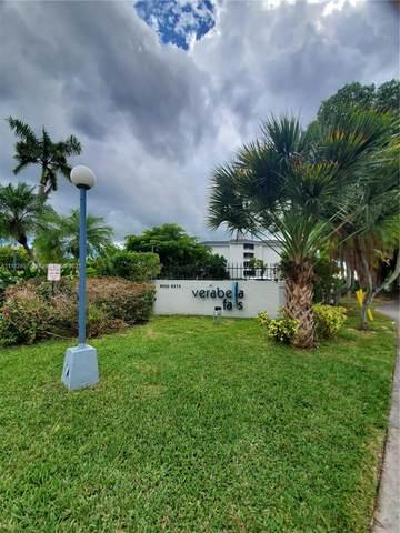 8215 SW 152nd Ave G-418, Miami, FL 33193 (MLS #A11112657) :: Equity Advisor Team