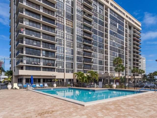 2017 S Ocean Dr #1407, Hallandale Beach, FL 33009 (MLS #A11112669) :: Berkshire Hathaway HomeServices EWM Realty