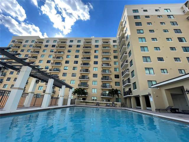 4242 NW 2nd St #1110, Miami, FL 33126 (MLS #A11112792) :: Prestige Realty Group