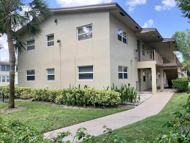 231 NW 76th Ave #102, Margate, FL 33063 (MLS #A11112968) :: The MPH Team