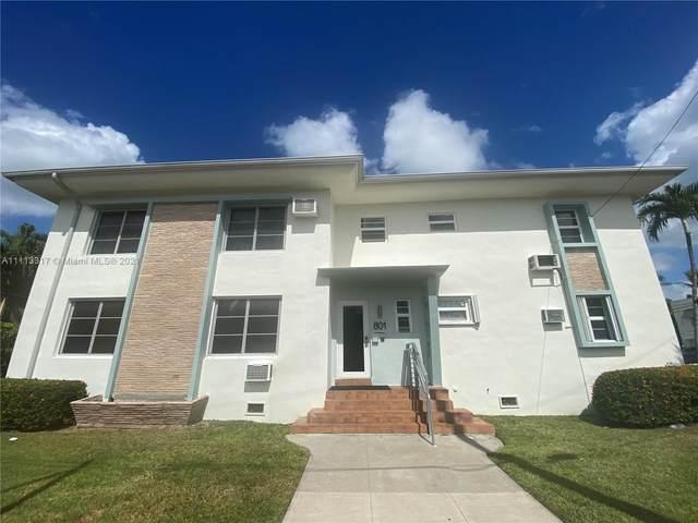 801 W 40th St #8, Miami Beach, FL 33140 (MLS #A11113317) :: Jose Laya