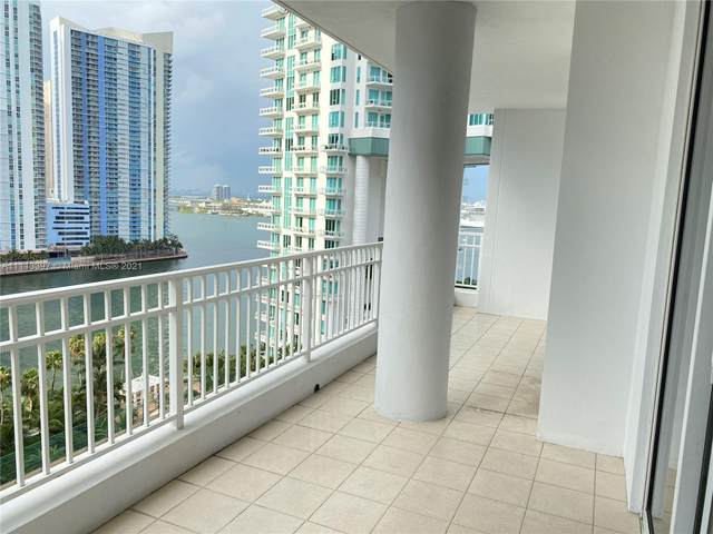 801 Brickell Key Blvd #1510, Miami, FL 33131 (MLS #A11113397) :: GK Realty Group LLC