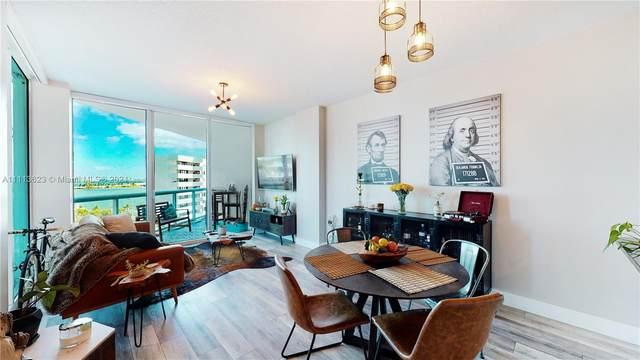 480 NE 30th St #706, Miami, FL 33137 (MLS #A11113623) :: Berkshire Hathaway HomeServices EWM Realty