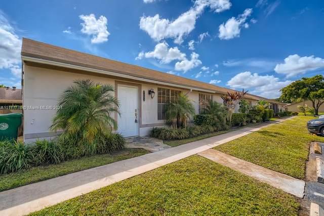 8060 SW 20th Court, Davie, FL 33324 (MLS #A11113738) :: Green Realty Properties