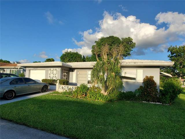 6100 NW 71st Ave, Tamarac, FL 33321 (MLS #A11114527) :: Castelli Real Estate Services