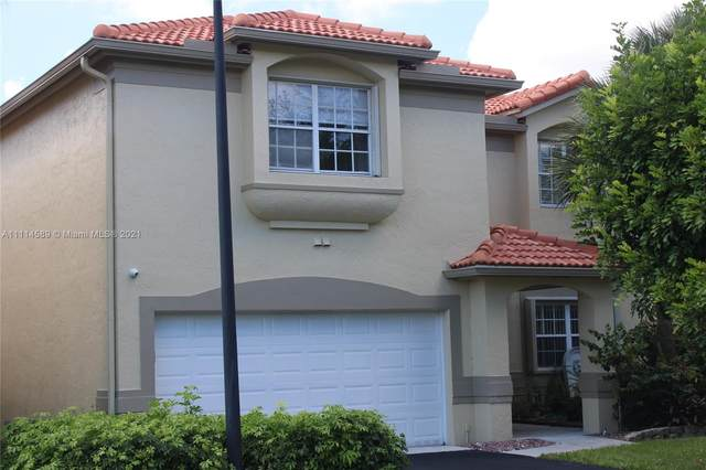 3179 NW 71st Ave, Margate, FL 33063 (#A11114589) :: Posh Properties