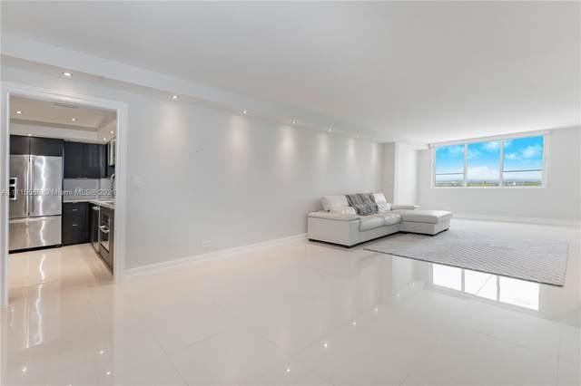 5005 Collins Ave #902, Miami Beach, FL 33140 (MLS #A11115568) :: Berkshire Hathaway HomeServices EWM Realty