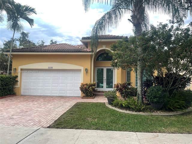 16300 Sapphire Pl, Weston, FL 33331 (MLS #A11115765) :: Albert Garcia Team