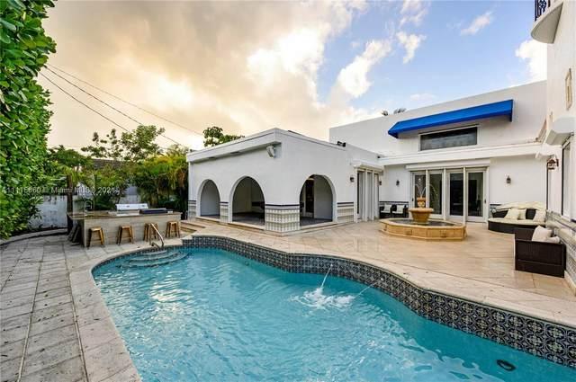 601 S Mashta Dr, Key Biscayne, FL 33149 (MLS #A11115860) :: Prestige Realty Group