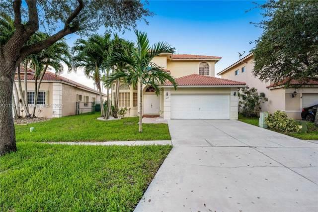 3057 SW 141st Ave, Miramar, FL 33027 (MLS #A11116488) :: Patty Accorto Team